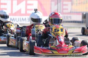 Latvijas cempionats kartinga 5. posms 2
